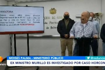 EX MINISTRO MURILLO ES INVESTIGADO POR CASO HORCONES