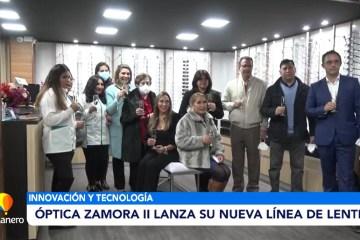 ÓPTICA ZAMORA II LANZA SU NUEVA LÍNEA DE LENTES