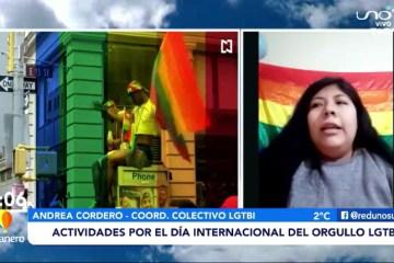ACTIVIDADES POR EL DÍA INTERNACIONAL DEL ORGULLO LGTBI