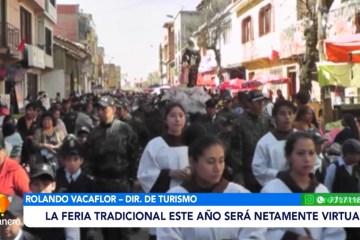 LA FERIA TRADICIONAL DE SANTA ANITA SERÁ NETAMENTE VIRTUAL