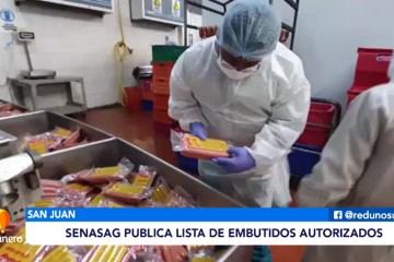SENASAG PUBLICA LISTA DE EMBUTIDOS AUTORIZADOS