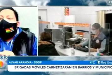 POSINOTICIA: BRIGADAS MÓVILES DE SEGIP CARNETIZARÁN EN BARRIOS Y MUNICIPIOS