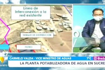 POSINOTICIA: LA PLANTA POTABILIZADORA DE AGUA EN SUCRE
