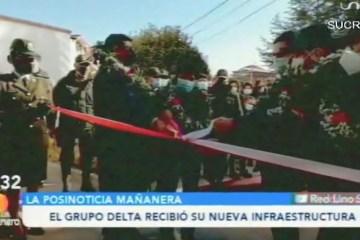 POSINOTICIA: EL GRUPO DELTA RECIBIÓ SU NUEVA INFRAESTRUCTURA