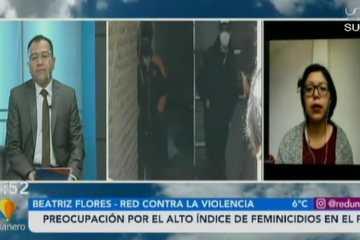 PREOCUPACIÓN POR EL ALTO ÍNDICE DE FEMINICIDIOS EN EL PAÍS