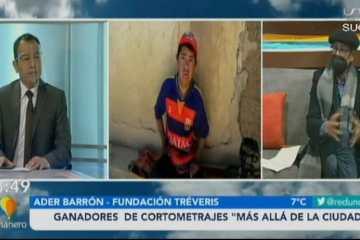 """GANADORES DE CORTOMETRAJES """"MÁS ALLÁ DE LA CIUDAD"""""""