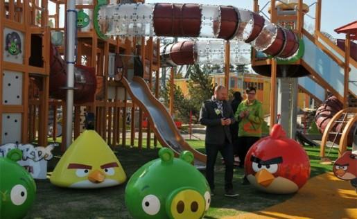 El parque temático de Angry Birds ya es una realidad. ¿Tiembla Disneyworld?