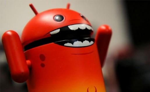 Android, nuevamente víctima de ataques maliciosos.