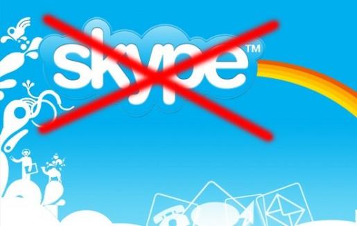 Además de la telefonía IP también prohibieron la transmisión de audio y datos a través de redes sociales.