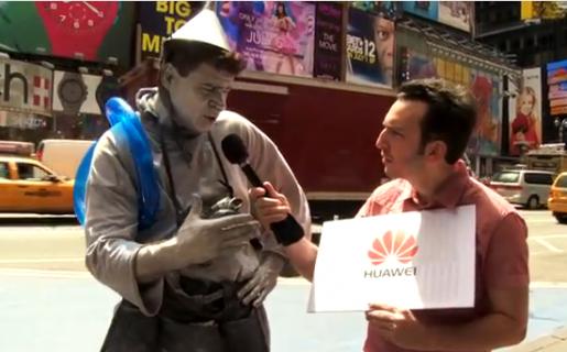 "¿Existirá alguien capaz de pronunciar correctamente ""Huawei""?"