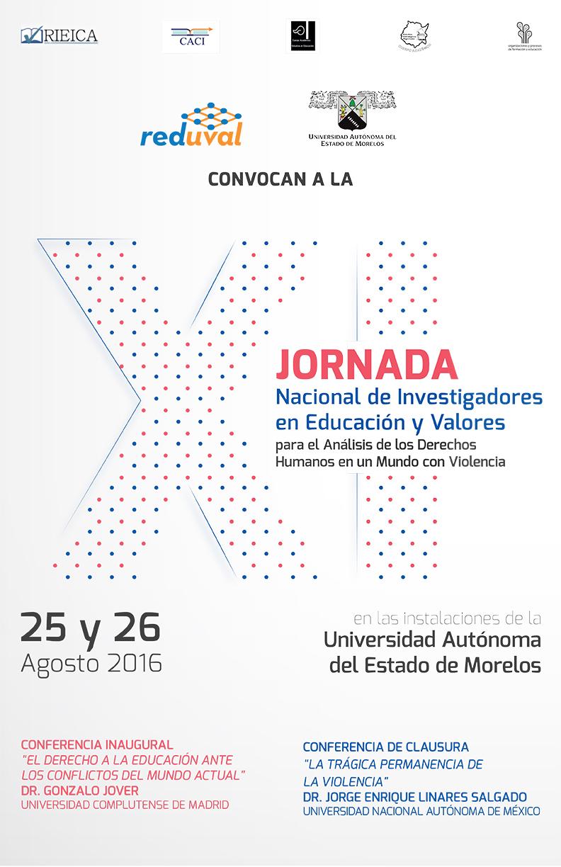 REDUVAL-XI-JORNADA-Cartel