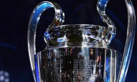 Champions league 2012-2013