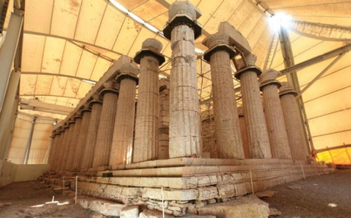ναος απολλωνος