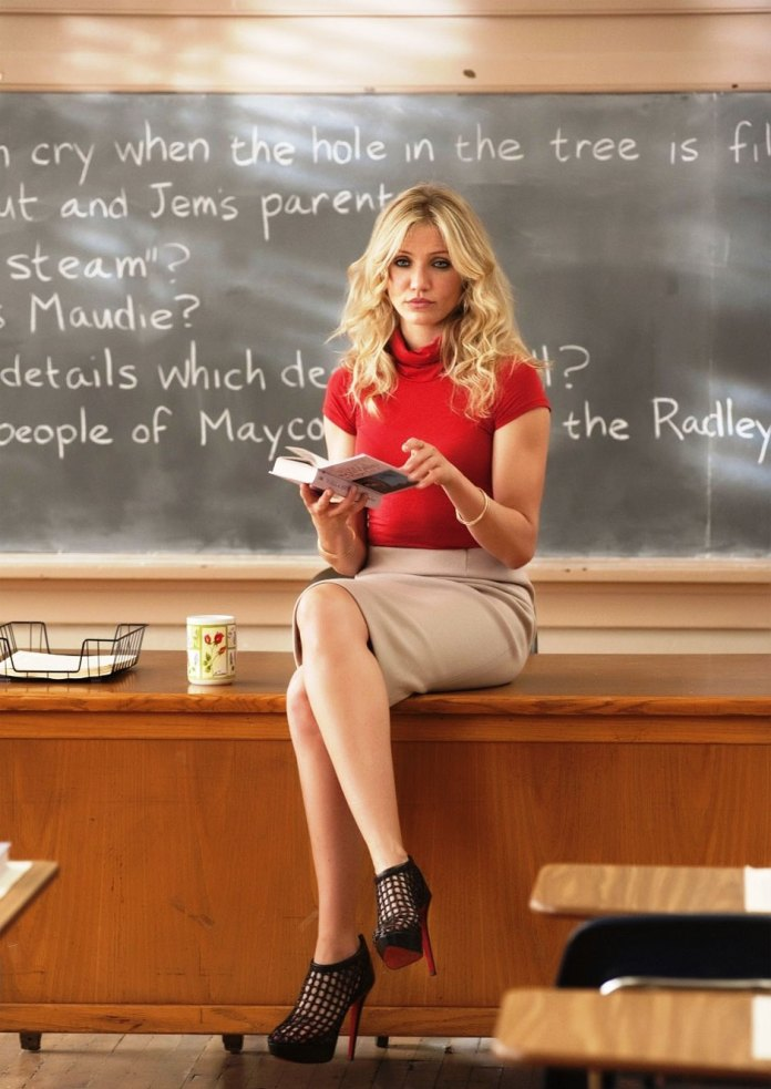 BAD TEACHER 3