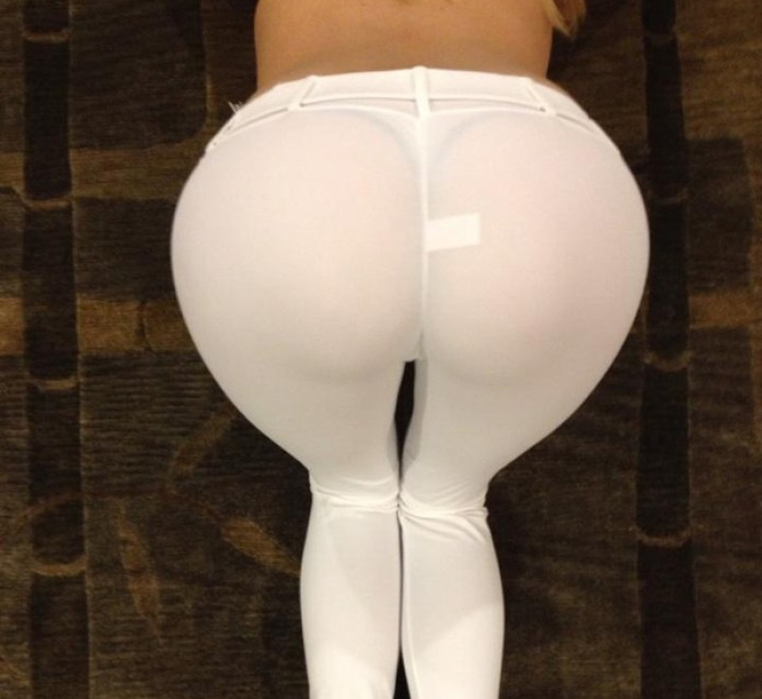white-yoga-pants