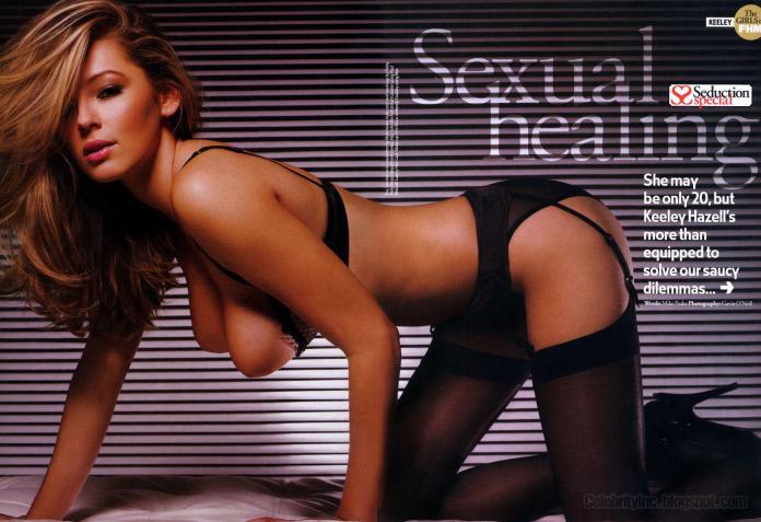 Keeley-Hazell--Nude-Photoshoots-4