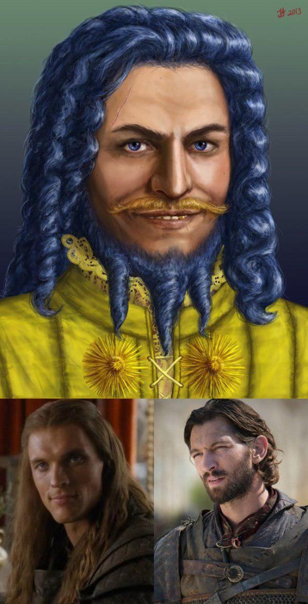 game-of-thrones-character-illustrations-versus-actors-3