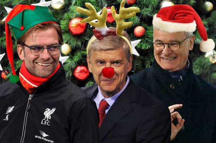 Christmas-managers