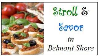 Stroll and Savor Belmont Shore Long Beach