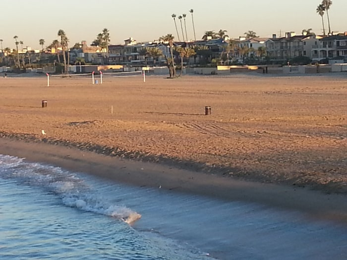 Seal Beach Real Estate Market Trends - Early Morning Beach