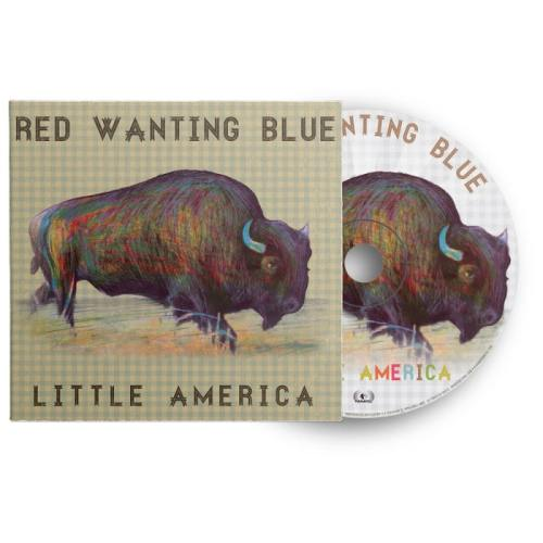 Red Wanting Blue - Little America CD (2014)