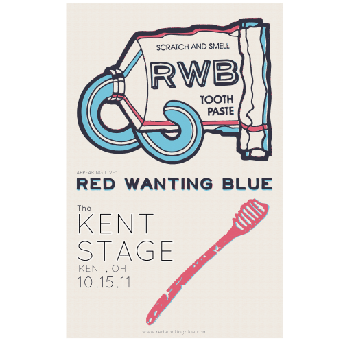 Red Wanting Blue KentStage_10_15_11