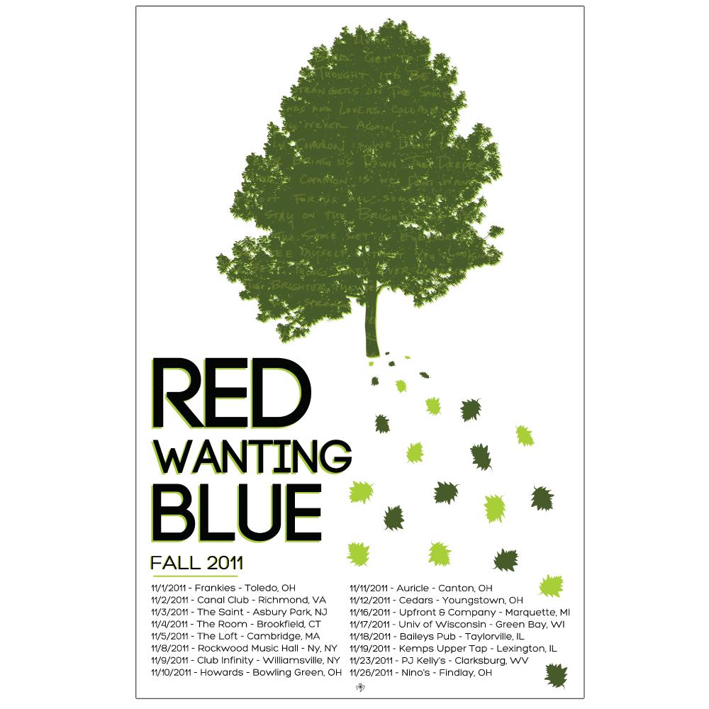 Red Wanting Blue November_2011