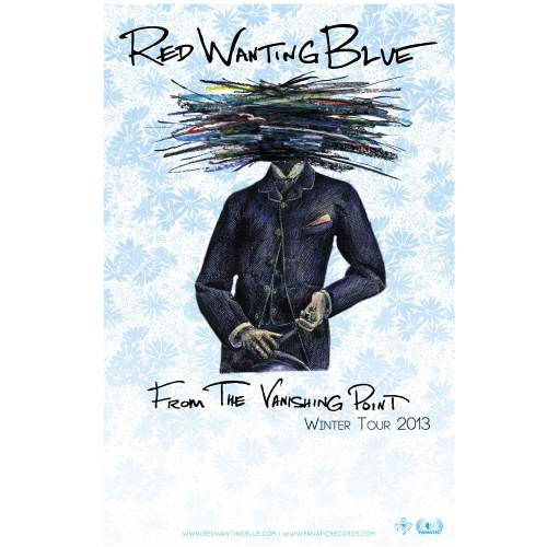 Red Wanting Blue Winter 2013