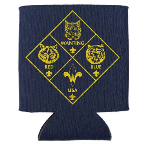 scout-diamond-koozie-navy-mock