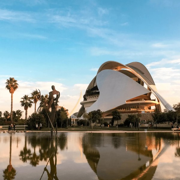 Digital Nomad Life in Valencia