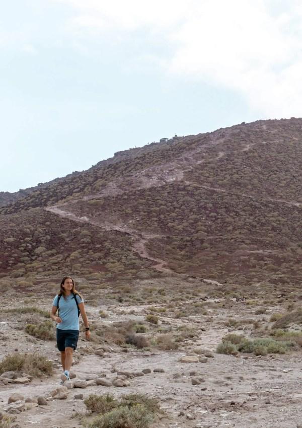 The Best Sunset Spot in Tenerife – Montaña Roja Hike
