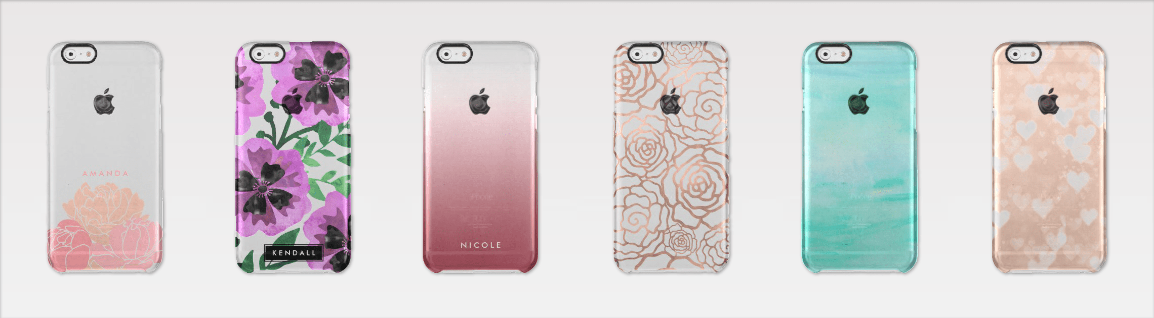Clear iPhone 6 Cases