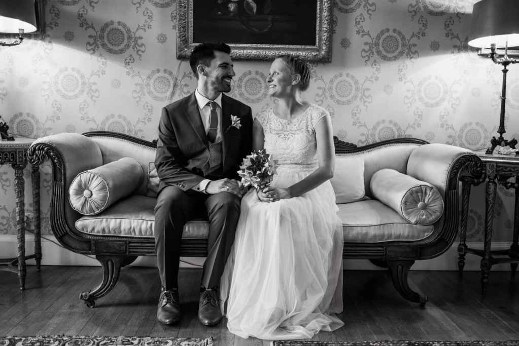 Haughley Park Barn Wedding photographer