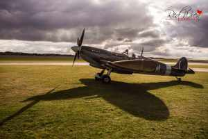 Duxford Imperial War Museum, Spitfire experience