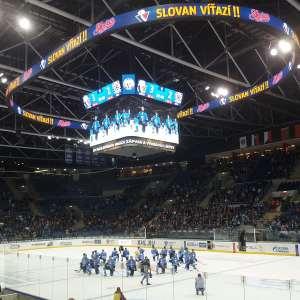 Slovan ice hockey, Bratislava stadium