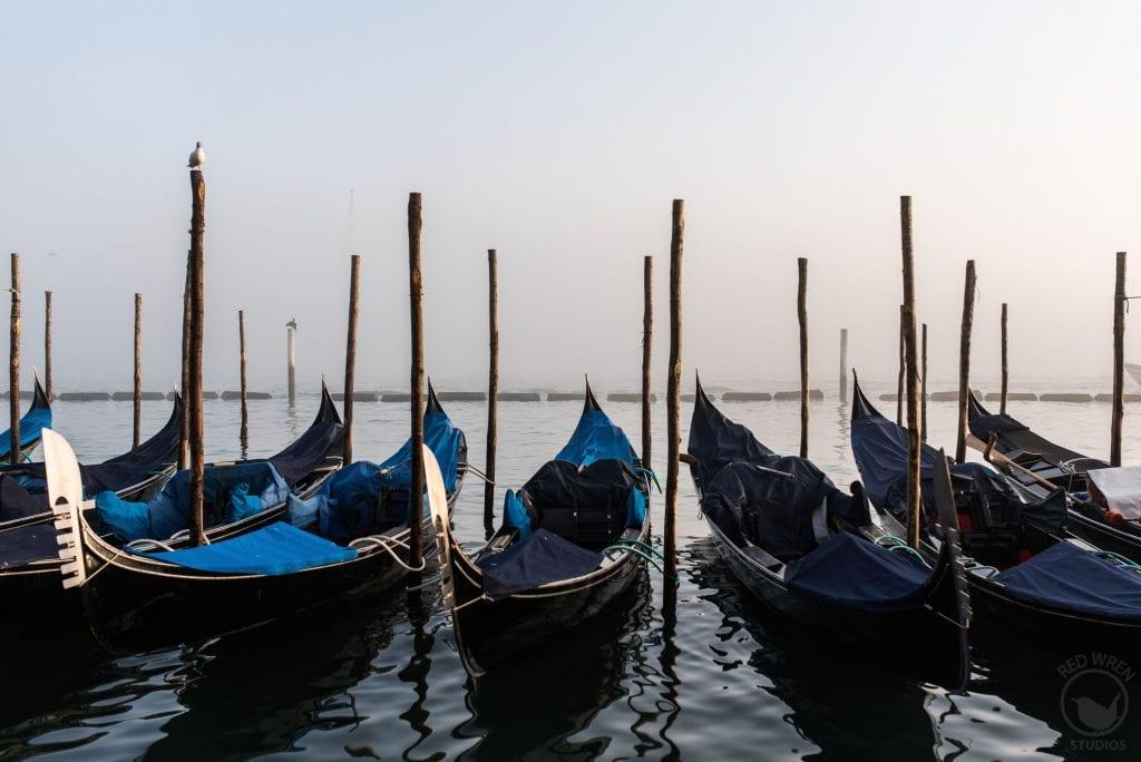 Venice Gondola, Italy, Venizia