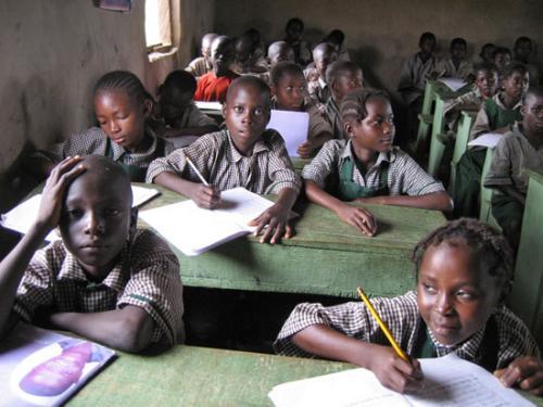 malnutrition and illiteracy