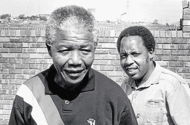 Mandela and Hani