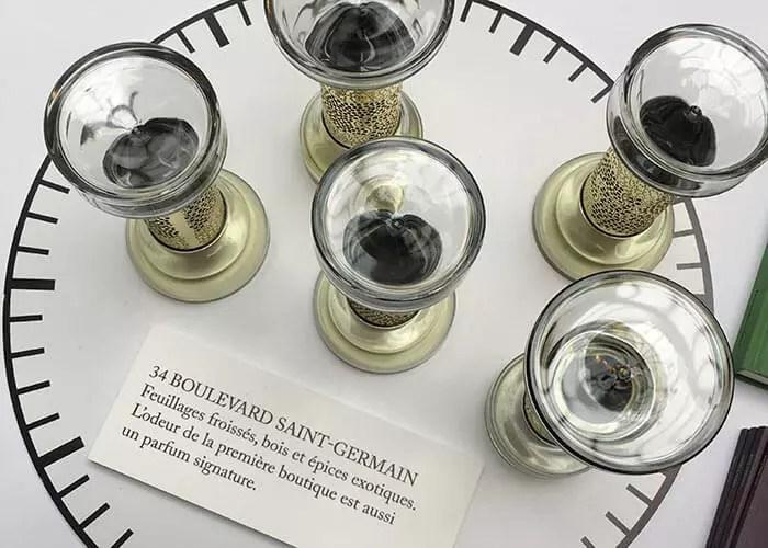 34 boulevard saint germain Hourglass Diffuser 2.0
