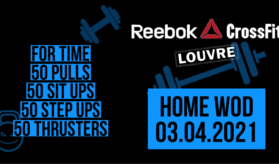 Pulls Sit Ups Step Ups Thruster For Time Chipper