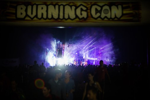 Burning Can Beer Fest Stage 2