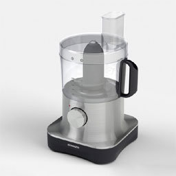 Reed switches in food processor