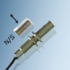 MS-225 actuation-magnet parallel to sensor