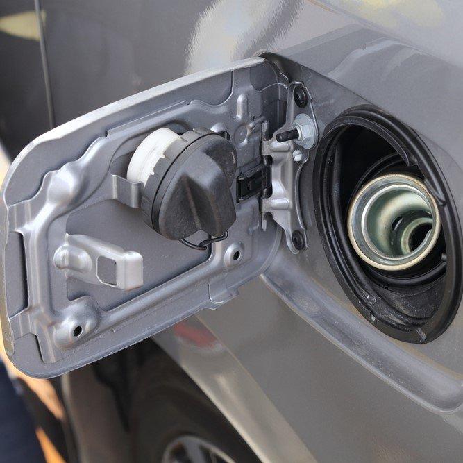 Automobile Fuel cap