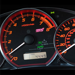 Reed switches in speedometers