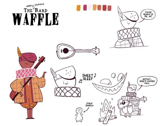Bard Waffle