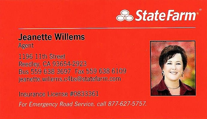 Jeanette willems state farm insurance reedleymom you can find her online at jeanette willems state farm insurance agency colourmoves Image collections
