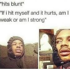 Weak or Strong Meme