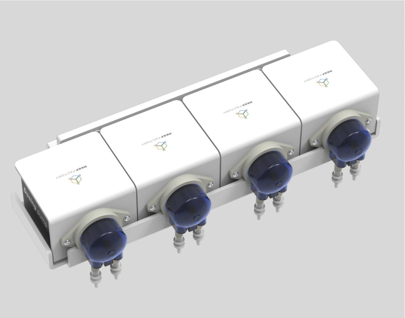 , Dosing Pump | Bomba de dosificación inteligente para acuarios marinos