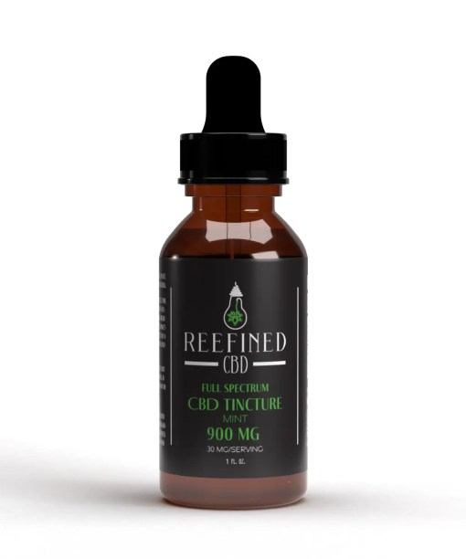 REEFINED CBD - MINT FULL-SPECTRUM